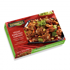 Vegan Kung Pao Chicken