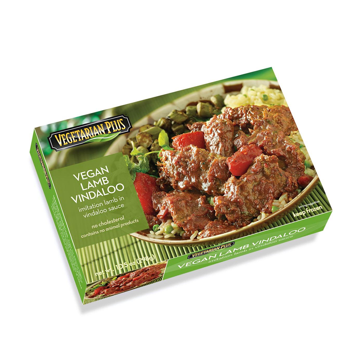 Vegan Lamb Vindaloo Box