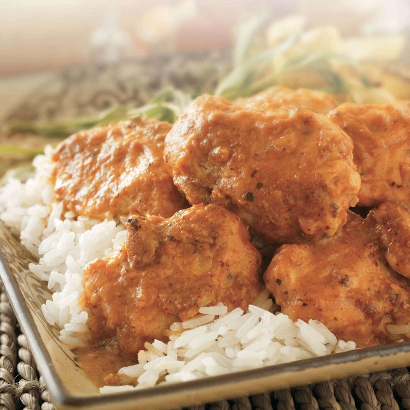 Vegan Chicken Tikka Masala (Pack of 12)