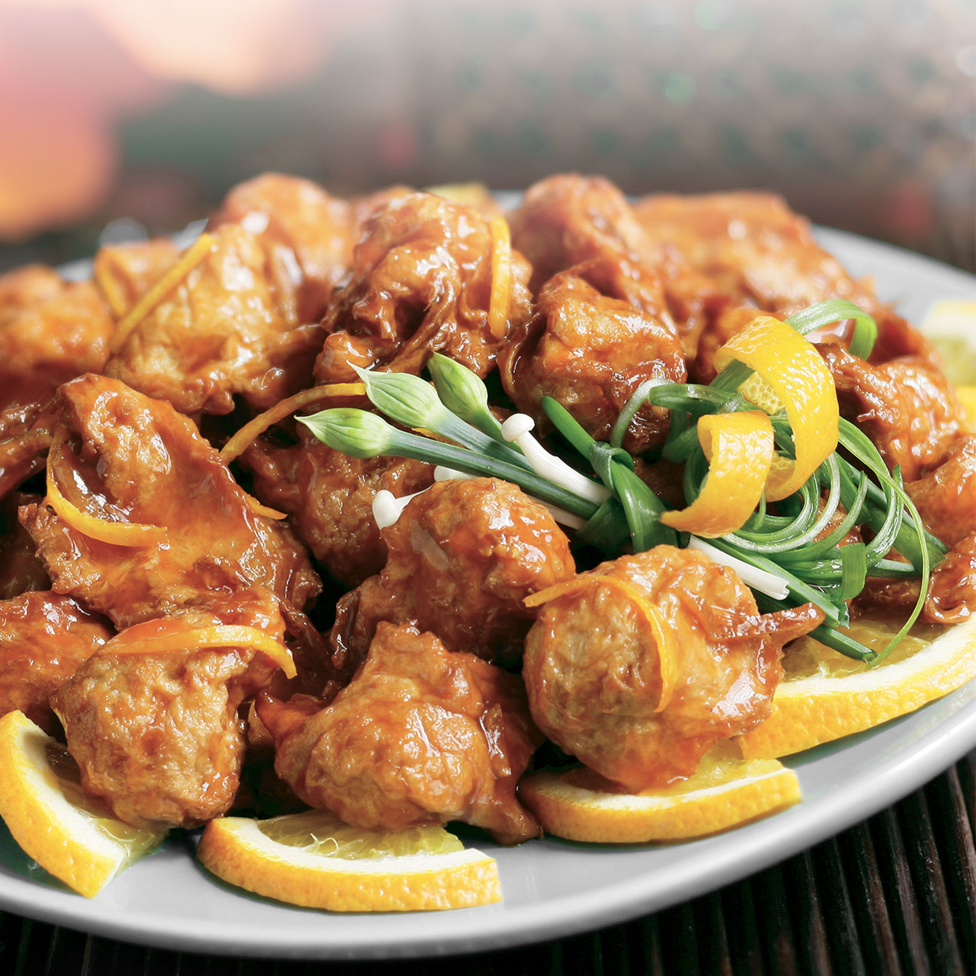 Vegan Orange Chicken (Pack of 12)
