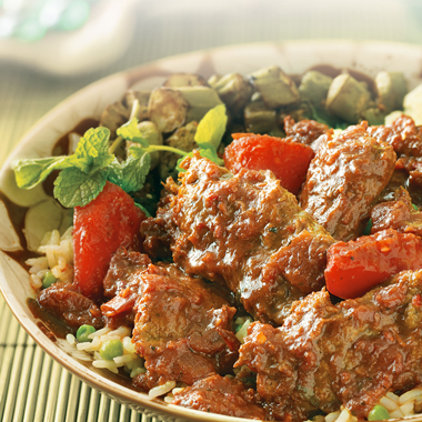 Vegan Lamb Vindaloo (Pack of 12)